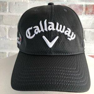 Callaway BIG BERTHA XR ODYSSEY Black Golf Cap Hat